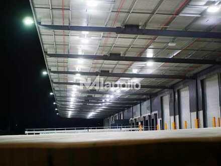 KEINE PROVISION | 24/7 Nutzung möglich | moderne Hallenflächen | Rampe + ebenerdig