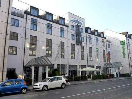 Provisionsfrei - Hoteleinheit als unkomplizierte Kapitalanlage in Unterbilk