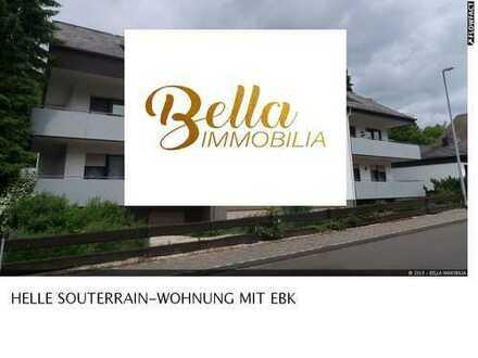 ~~Helle 2 ZKB- Souterrain-Wohnung MIT Einbauküche~~ZENTRAL IN GÖTTSCHIED!!!