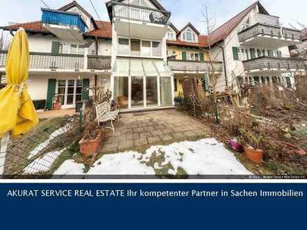 TOP-Angebot! 2-Zimmer Maisonettewohnung mit Privat-Garten in Maisach - zum Selbstbezug!