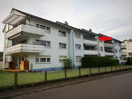 schöne und gemütliche 3 Zi.-Wohnung in Keltern-Weiler