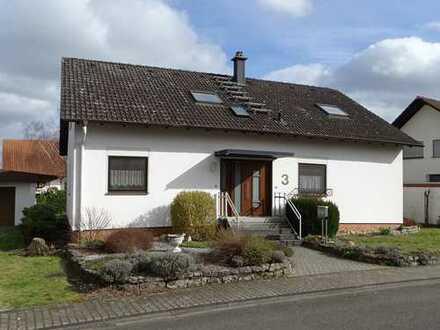 RESERVIERT!! Einfamilienhaus mit Wintergarten & tollem Grundstück in bester Feldrandlage