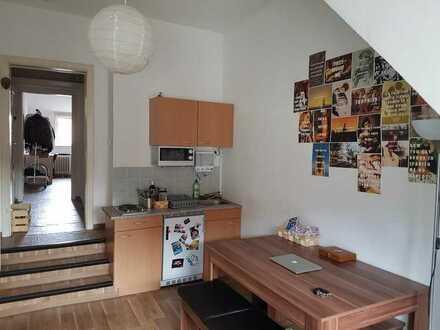 Möblierte City-Wohnung für Pärchen