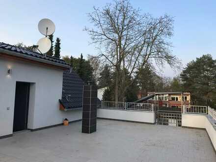 2-Zimmer Wohnung mit mit wunderbarer Dachterrasse