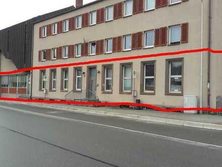 Gewerbe/Werkstatt/Büro/Praxis/Laden direkt am Bahnhof