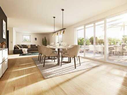 Sehr helle Penthouse Wohnung mit schöner Dachterrasse - Wohnung 14