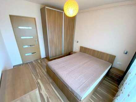 Modernisierte 2-Raum-Wohnung mit Balkon und Einbauküche in Schramberg