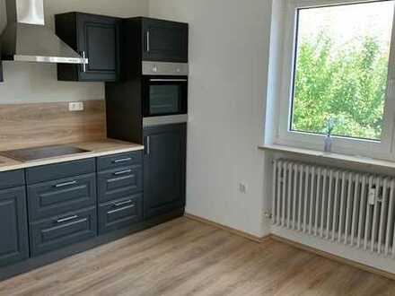 Erstbezug: Stilvolles Apartment mit Einbauküche in Schrobenhausen, Top-Lage