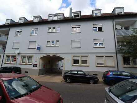 Freundliche 2-Zimmer-Wohnung mit Einbauküche in der Heilbronner-Kernstadt
