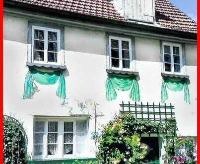 Klein aber fein! Kleines Stadthaus in Ochsenfurt