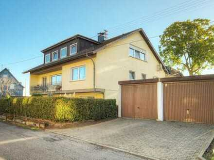 Dachgeschoßwohnung mit Terrasse in Wissen - Ortsteil Köttingen