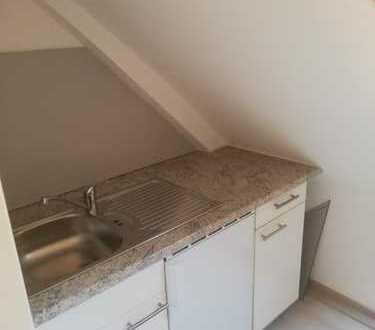 12,5 m²(6.75Dachschräge)+eigene Küche, Wochenendheimfahrer