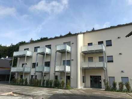 1-Zimmer ETW im EG mit Terrasse in grüner Oase