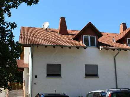 Helle Dachgeschosswohnung im 1. OG - Nieder-Wiesen