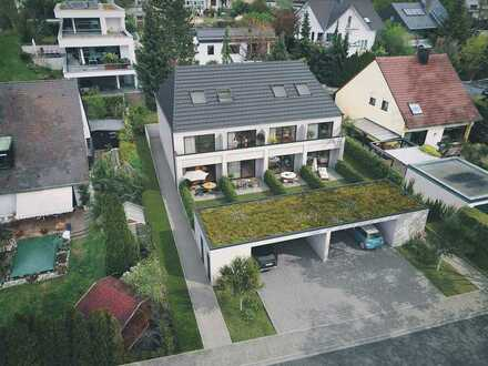 -:- Verkaufsstart -:- NEUBAU -:- Townhouse in Top-Lage direkt am Faberwald -:- KFW 55 Standard
