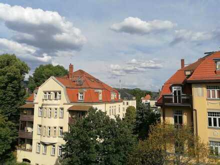 Fulminante Maisonettewohnung in Dresden-Striesen