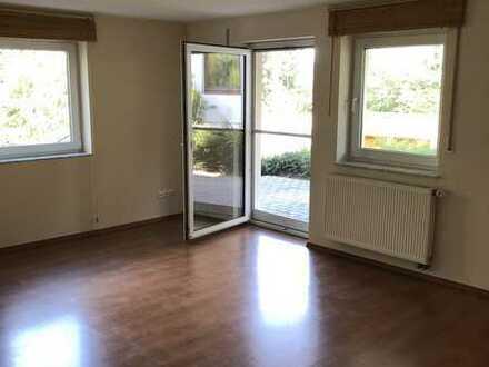 Schöne 1-Zimmer-Terrassenwohnung in Korlinge