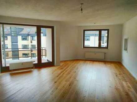Vollständig renovierte 2-Zimmer-Wohnung mit Balkon Nähe Grafenberger Wald