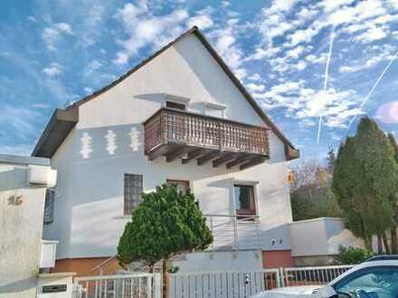 Für die Familie! 4 Zi-Wohnung - 125 m² - Terrasse - Alles neu saniert!