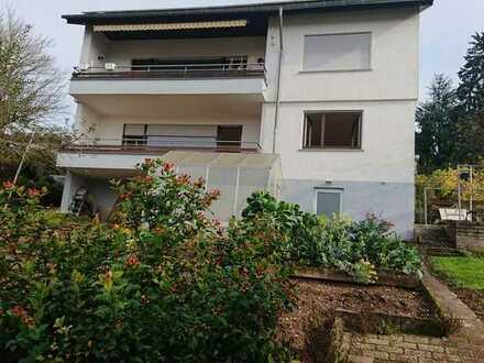 3-Zimmer-Erdgeschosswohnung mit Balkon und EBK in Neckartenzlingen