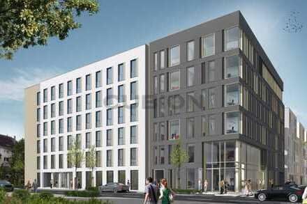 Neubauprojekt BelleVie - Büros in zentraler Innenstadtlage am Hauptbahnhof