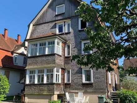 Schöne 4-Zimmer-Wohnung, zentral gelegen, fünf Minuten zum See, in Langenargen