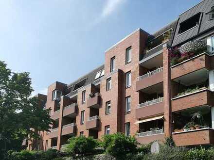 Im Alleinauftrag: 80 m² Eigentumswohnung mit Tiefgaragenstellplatz in Ottensen