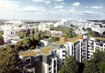 ROMANOPARK - LEBEN ÜBER DER STADT Neubau-Penthouse-Wohnungen
