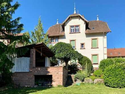 Grosszügige 3-Zimmerwohnung mit grossem Garten in Seelbach