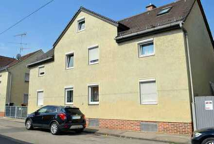 Interessantes Mehrfamilienhaus mit viel Potential in ruhiger Lage in Augsburg