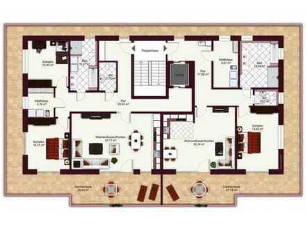 3-Zimmer-Wohnung mit Weitblick