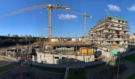 Wohnen am Neckar in Gemmrigheim - Wohnung mit Süd-Westausrichtung! Rohbau erstellt.