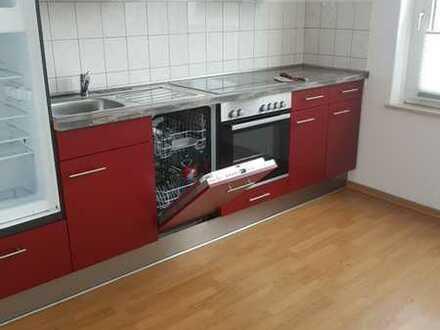 Großzügige 2- ZKB-Wohnung mit EBK und Gäste-WC zu vermieten 2. OG links