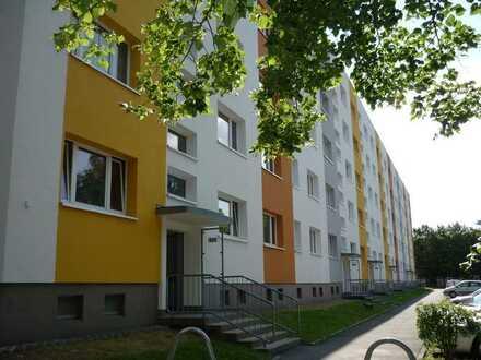 4-ZIMMER-Familienwohnung mit großer Loggia + Stellplatz
