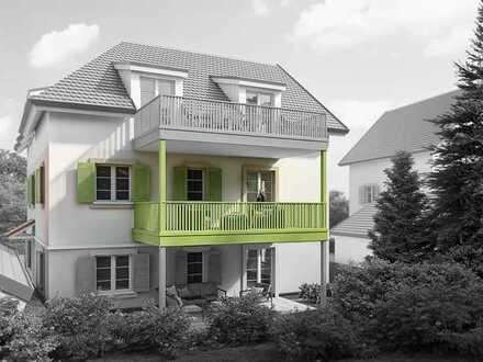 VILLEN AM SEE: (VERKAUFT) 3 Zi OG Wohnung, barrierefrei mit Balkon.