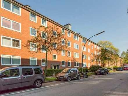 Umfassend modernisiert, Einbauküche, Balkon, Dachgeschoss