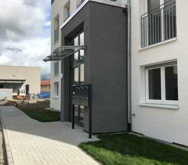 Erstbezug mit EBK und Terrasse: exklusive 3-Zimmer-Wohnung in Bad Säckingen