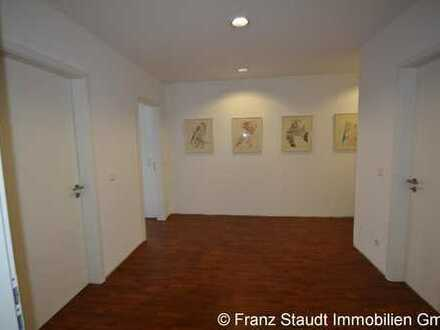 Arbeiten/Wohnen in Penthousegeschoss in Aschaffenburg-Stadtmitte