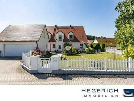 HEGERICH: Traumhaftes Einfamilienhaus in Haimhausen