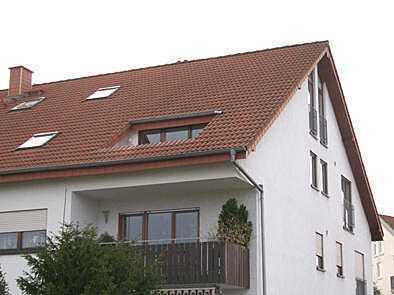 Attraktive 3- Zi-Maisonetten-Wohnung mit Dachterrasse