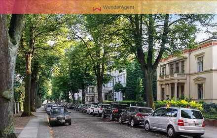 Vermietete Stadtvilla-Maisonette am Heiligen See in Potsdam