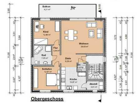 Exklusiv inklusive! Hochwertige Eigentumswohnung im Zweifamilienhaus!