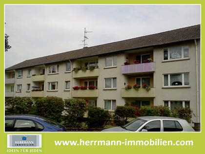 Schöne 3-Zimmer-Mietwohnung in der Stadt Bad Münder