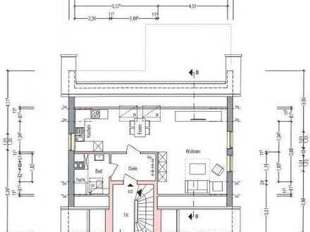 neuwertige Appartementwohnung im 2. OG