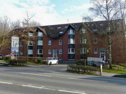 Schöne renovierte Wohnung mit Balkon und Einbauküche in Würselen