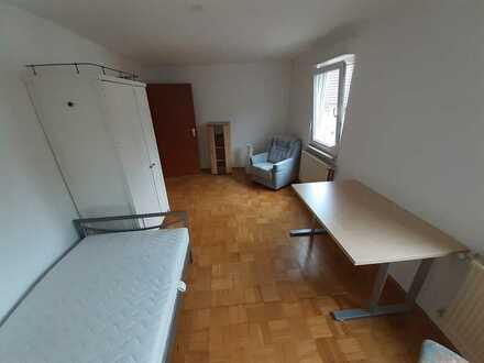 schöne möblierte WG-Zimmer in Rottenburg. (Keine Familien-Wohnung - bitte genau lesen !!)