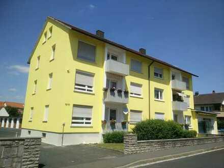 Renovierte 3-Zimmer-Wohnung in ruhige Lage, mit Gartennutzung und Garage!