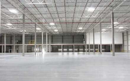 Schwabach, ca. 50.000 m² Logistikhalle zu vermieten - teilbar