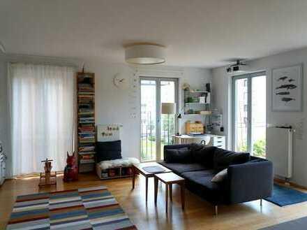 schöne 2,5-Zimmer-Wohnung mit Balkon in Ramersdorf, München