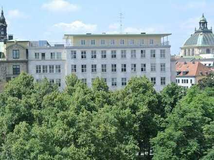 Ottostraße - Schicke 3-Zimmer-Wohnung in Top City-Lage